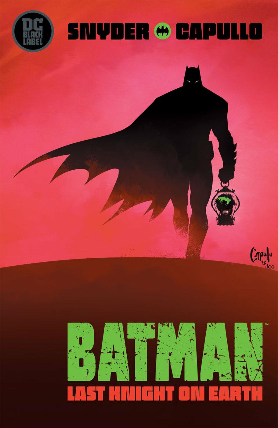 Batman: Last Knight on Earth (Volumen 1)