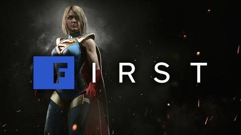 Supergirl Gameplay