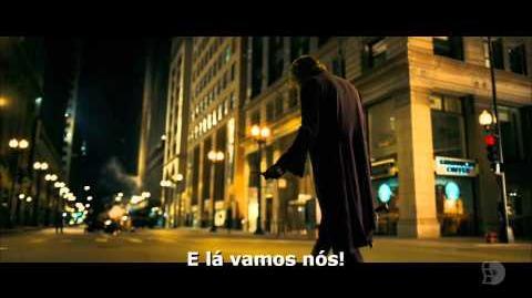 Batman - O Cavaleiro Das Trevas (720p - Trailer legendado)