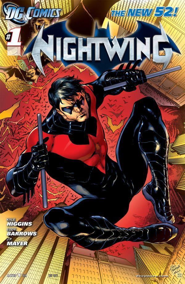 Nightwing (Volumen 3)