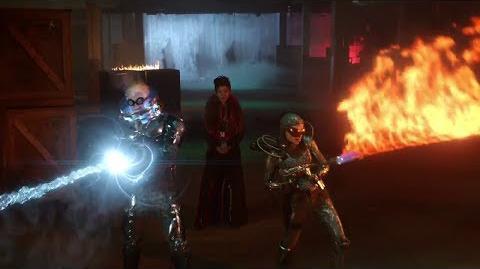 Adelanto - Gotham se quema.