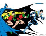 Becoming Nightwing