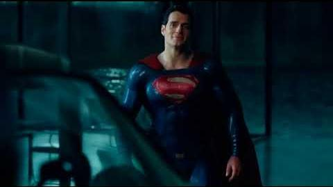 Escena eliminada - Superman & Alfred