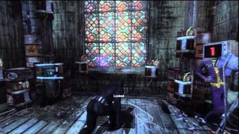 Sci100/Batman Beyond Game - The Sequel to Arkham City