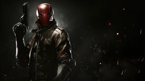 Injustice 2 - ¡Presentando a Red Hood!