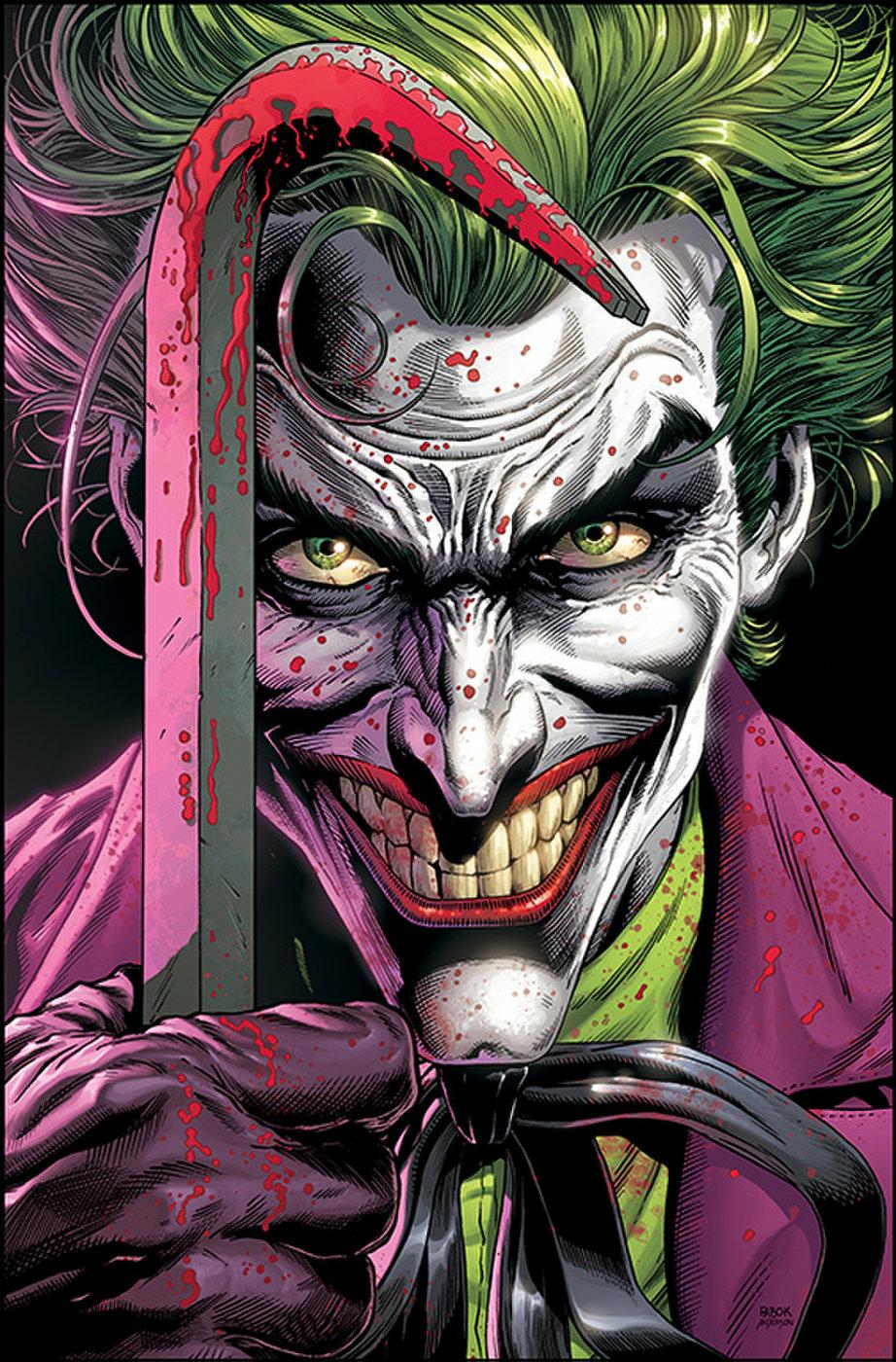 Batman: Three Jokers (Volumen 1)
