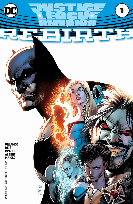 Justice League of America (Volumen 5)