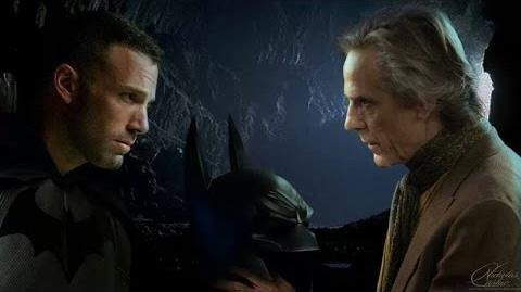 Trailer Batman Vs Superman!