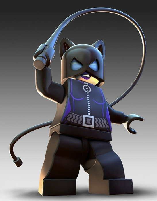 Catwoman (LEGO Video Games)