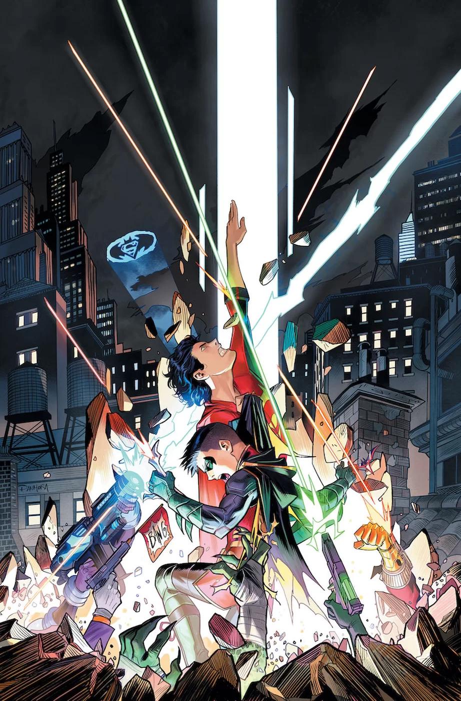 Adventures Of The Super Sons (Volumen 1)