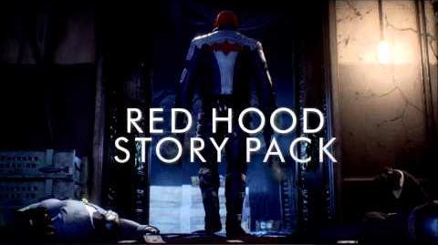 Batman Arkham Knight - Exclusive Red Hood Story Pack GameStop