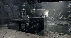 Batcave (Dark Knight Trilogy)