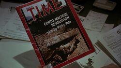 The Corto Maltese Revolution in TIME Magazine in Batman