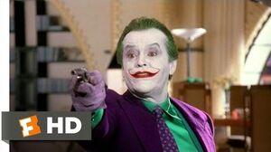 Batman (4-5) Movie CLIP - Dance With the Devil (1989) HD