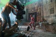 JL Filmando a Flash