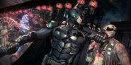 Bats-attack
