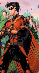 Red robin new52