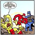 Bizarro Flash DC Super Friends 001