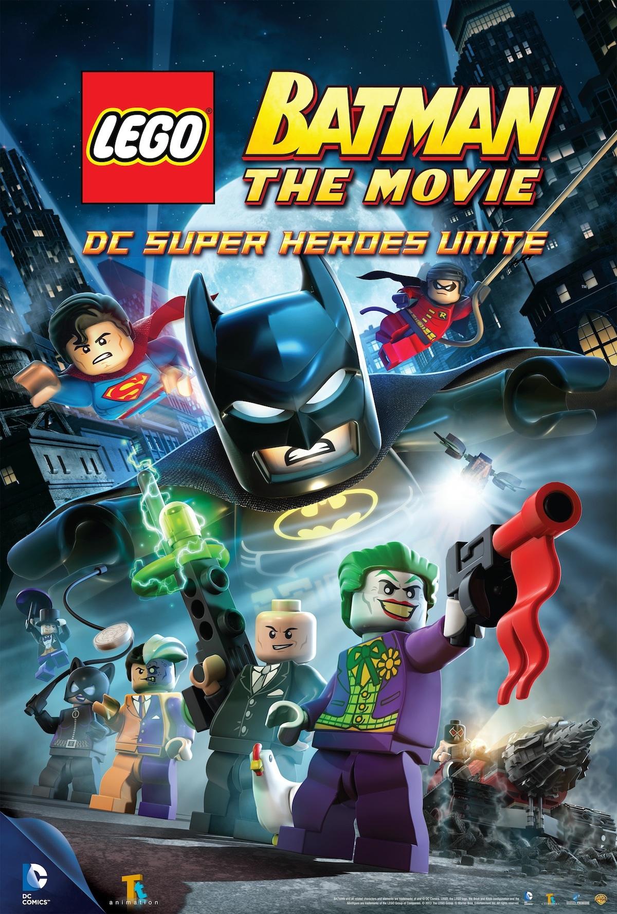 LEGO Batman: The Movie - DC Super Heroes Unite