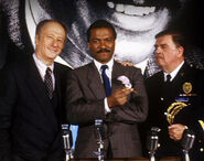 Batman 1989 - Dent, Borg and Gordon