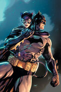 Batman:Catwoman by Clay Mann