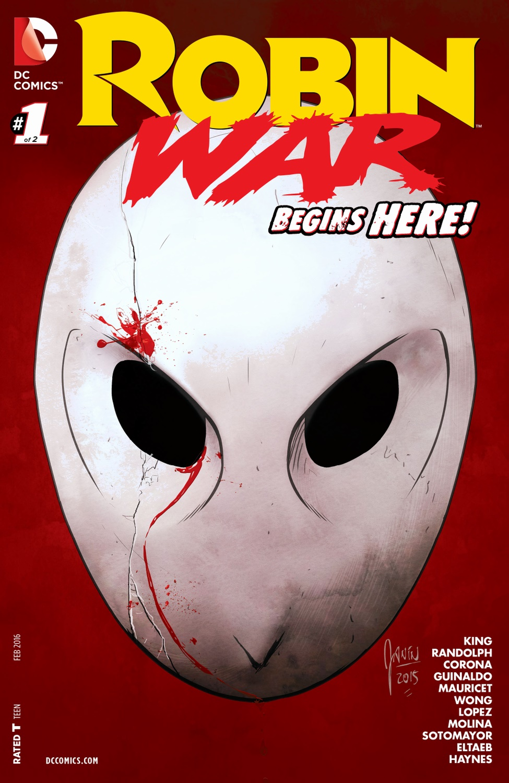 Robin War (Volumen 1)