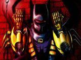 Armure de Batman MK I