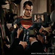 Superman confronta a la prensa