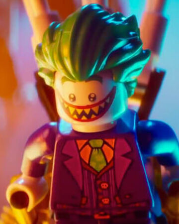 The Joker The Lego Batman Movie Batman Wiki Fandom
