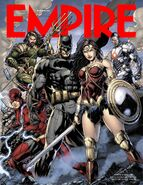 JL Empire Magazine by Jason Fabok
