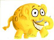 Balloon Elephant