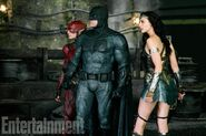 Flash, Batman & Wonder Woman JL