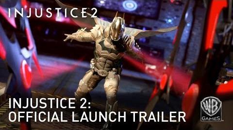 Injustice 2 - Trailer de lanzamiento