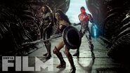 Justice-League-Wonder Woman Aquaman Cyborg