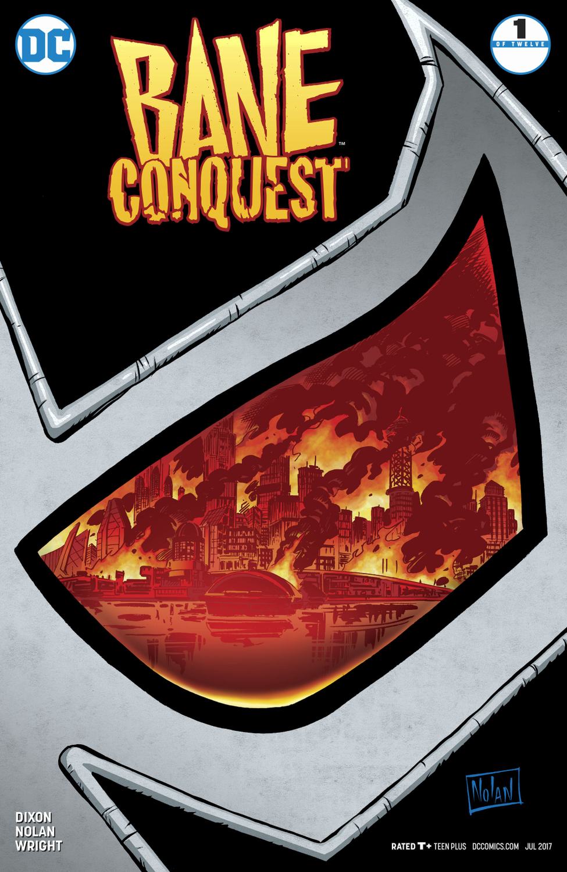 Bane: Conquest (Volumen 1)