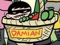 Damian Tiny Titans 001