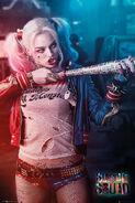 Harley Quinn SS Poster 02