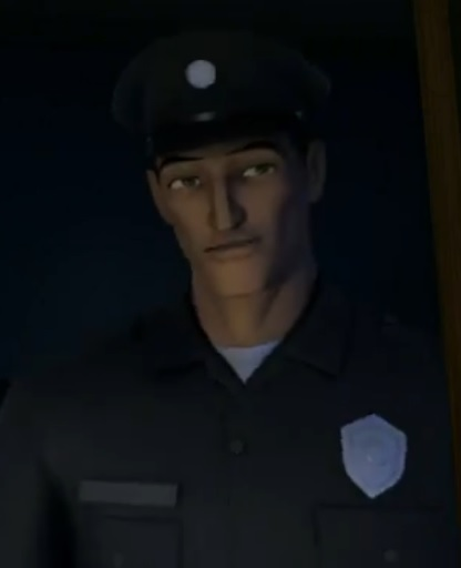Officer Rodriguez