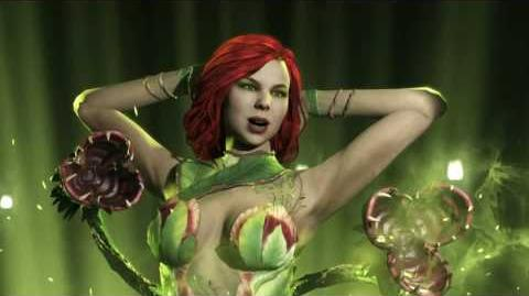 Injustice 2 - ¡Presentando a Hiedra Venenosa!