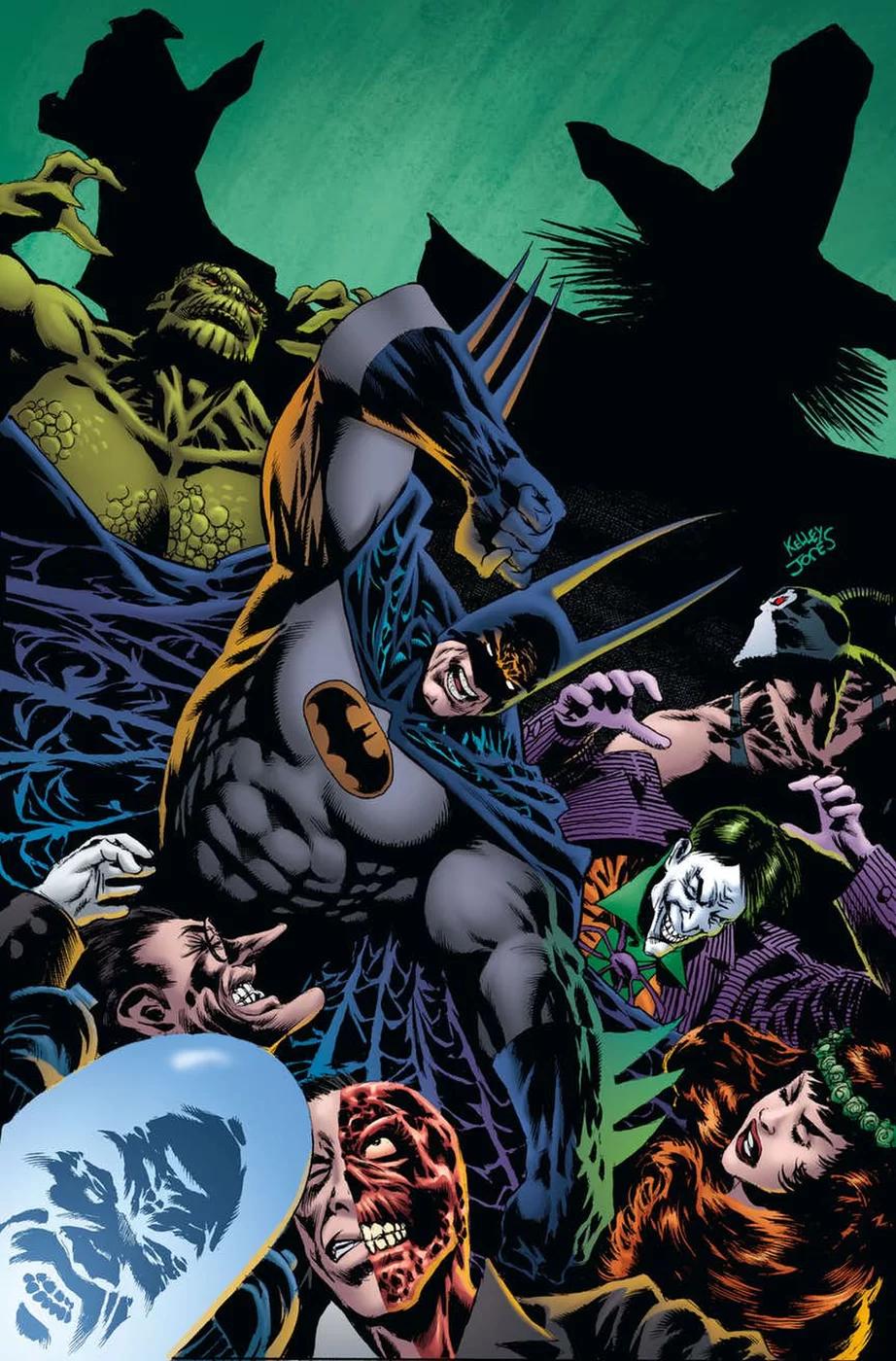Batman: Kings of Fear (Volumen 1)