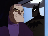 Batman Beyond old Bruce Wayne with his old Batsuit