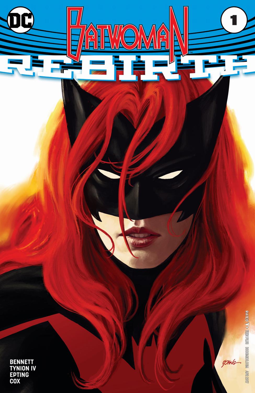 Batwoman (Volumen 3)