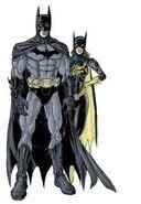 Batman i batgril