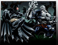 Batman Vs Solomon Grundy by ender79