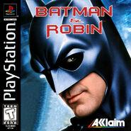 Batman & Robin (PlayStation)