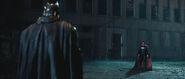 Batman frente a Supeman