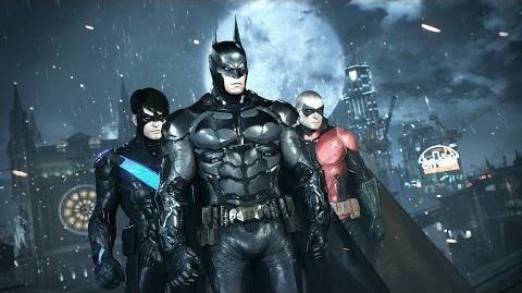"Official Batman Arkham Knight Trailer - ""All Who Follow You"""
