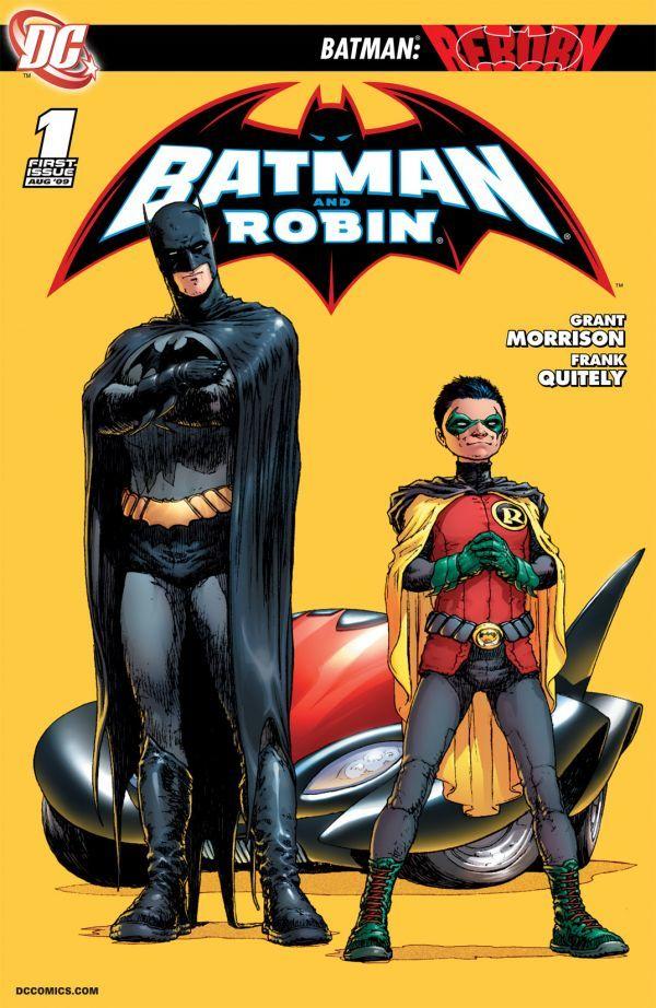 Batman y Robin (Volumen 1)