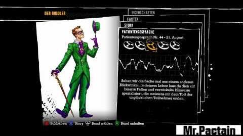 Batman AA - Tonbänder Der Riddler