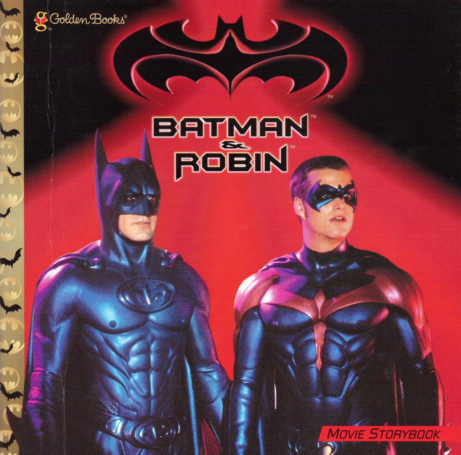 Batman Robin Movie Storybook Batman Wiki Fandom